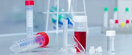 1.Reagent & centrifuge tubes